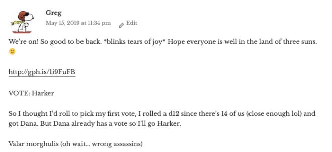 D1 Greg Votes Harker