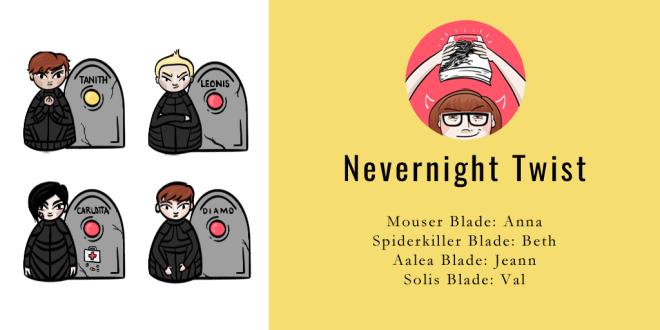 NN-Twist-Blades