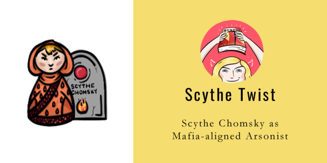 Scythe-Arsonist