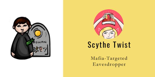 Scythe-Eavesdropper